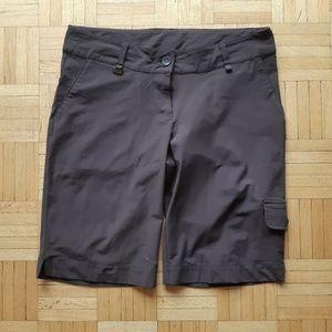 Brown lolë shorts